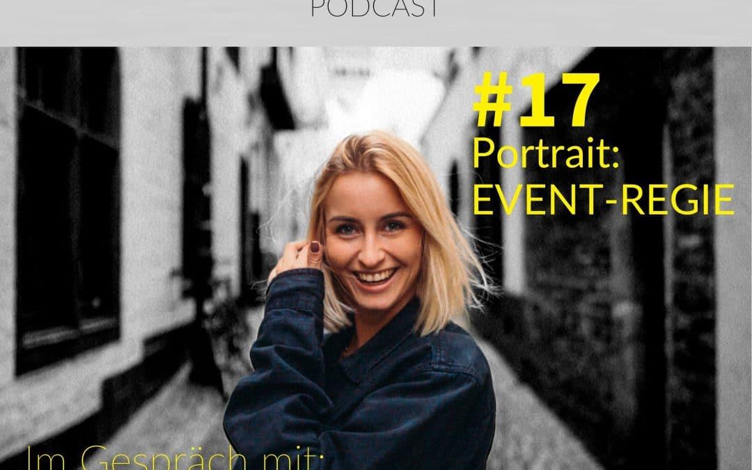 #17| Portrait: Eventregie
