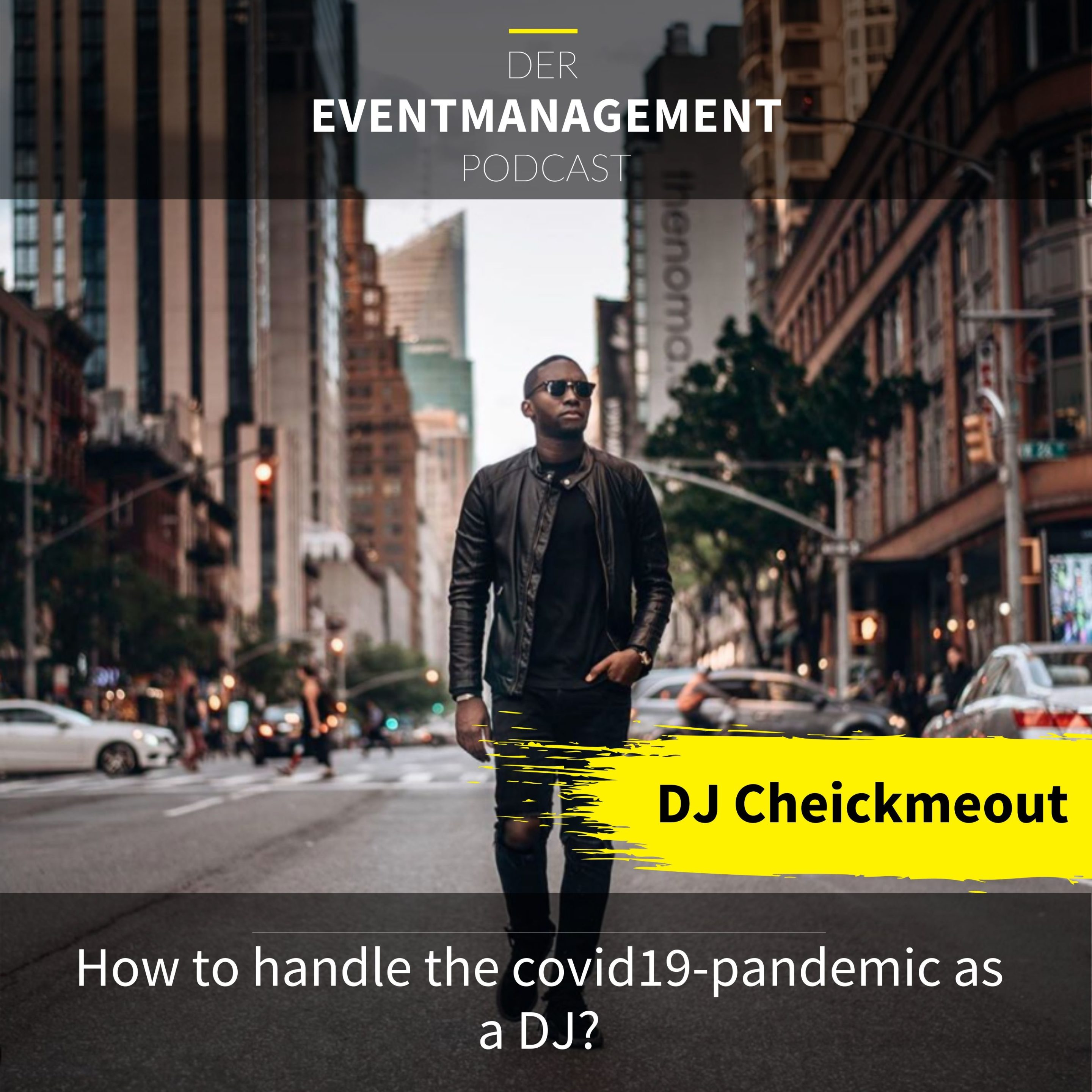 How to deal with the covid19-crisis as a DJ in Washington DC?