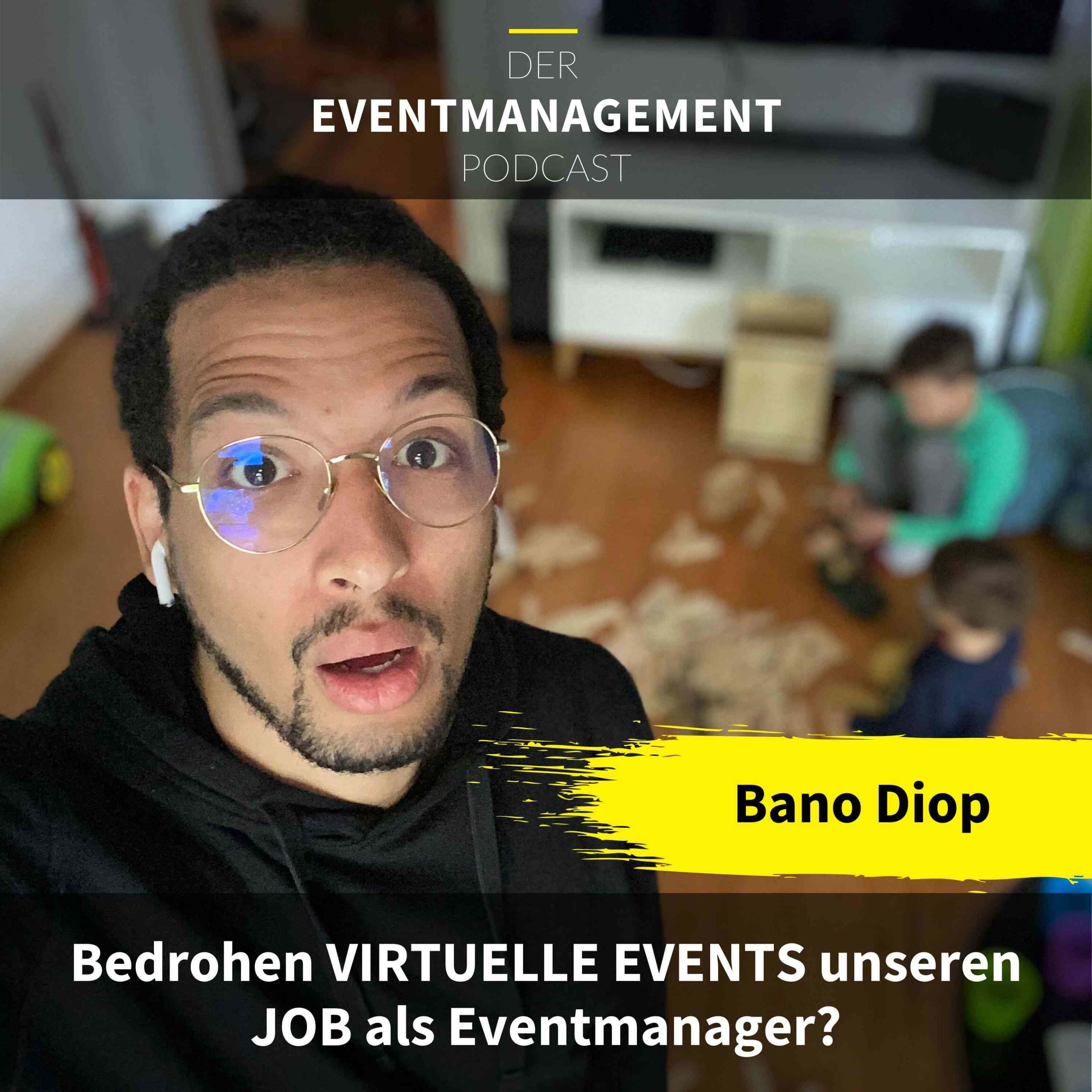 Bedrohen Virtuelle Events unseren Job als EventmanagerInnen?